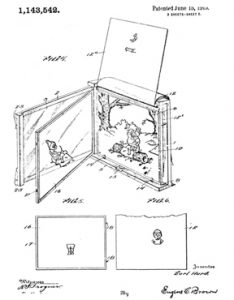 Hurd Cel Patent